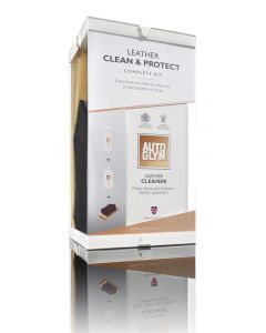 Leather Clean & Protect Complete Kit